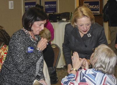 Tsongas wins re-election over Haverhill Republican