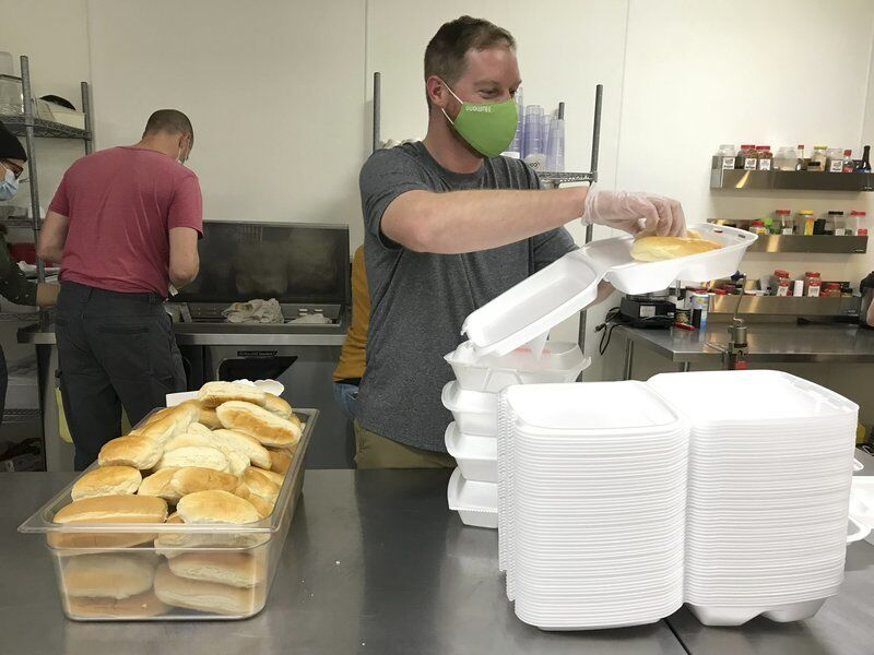 Season's givings:Goodwill helps blanket community with food, clothing
