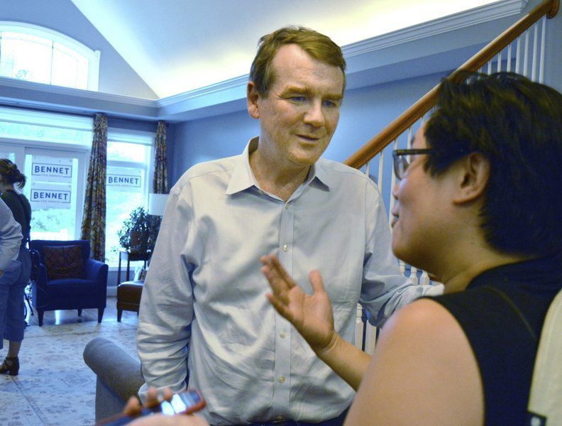 Voters get to know Bennet in Salem