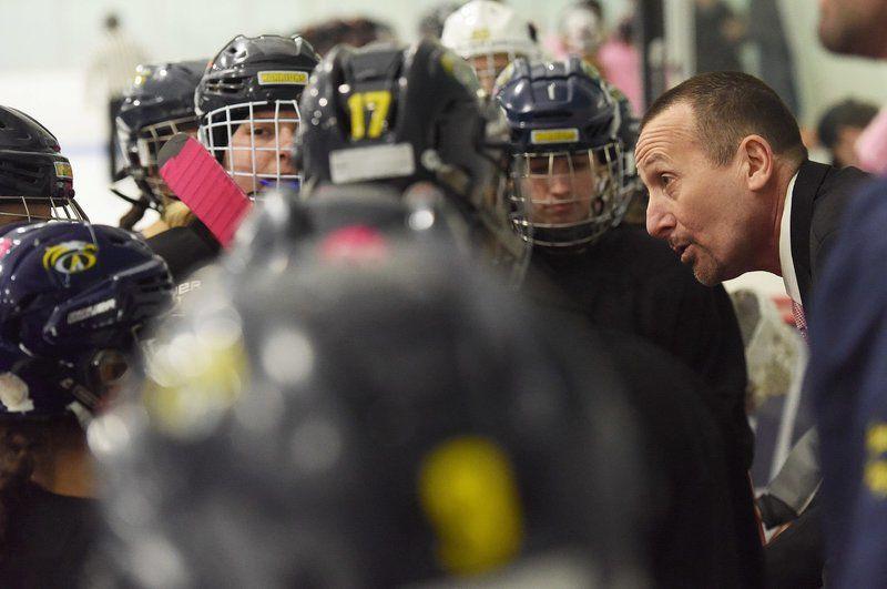 Drew hired as Andover boys hockey head coach