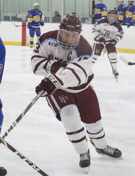 Alex The Great Methuen S Lester Leaves Franklin Pierce As Maybe Best Ever Local Sports Eagletribune Com