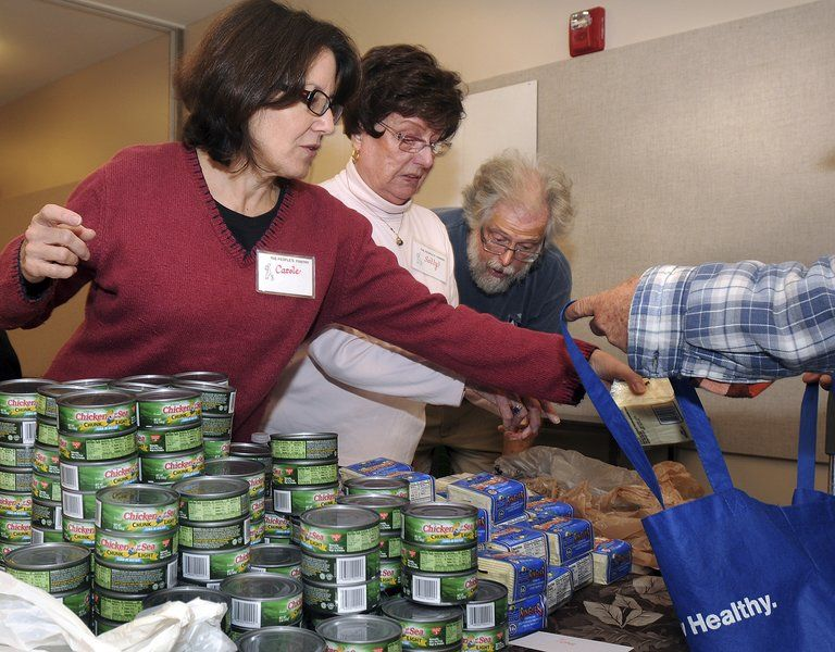 North Andover Food Pantry