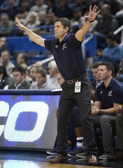 Merrimack men's basketball team gears for NCAA tourney