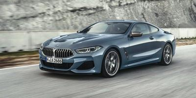 New BMW 8 Series lifts luxury above the pack