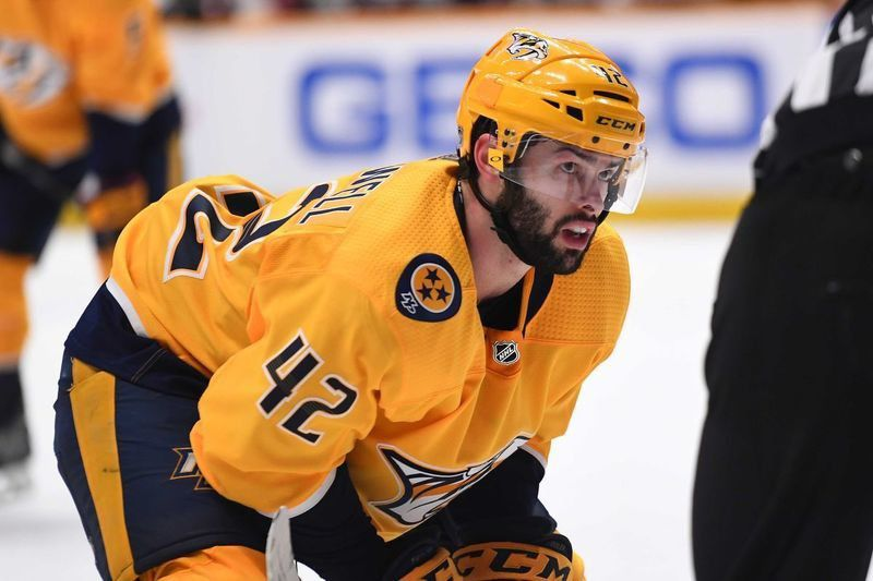 Blackwell ready to help Predators in playoffs however he can
