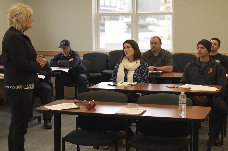 First-responders, Edgewood pair up for dementia training
