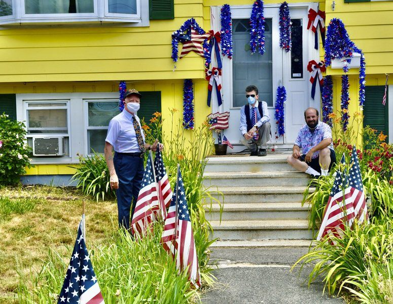 Park group gets creative for July 4