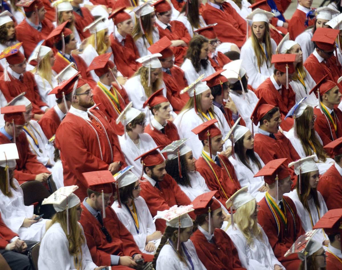 Pinkerton grads ready to take a chance new hampshire for Michaels crafts manchester nh