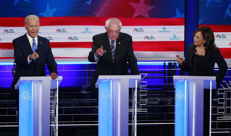 Column: How can presidential candidates be so silly?