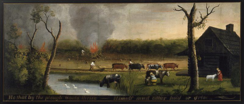 A changing nature: Addison Gallery show mulls American art and ecology