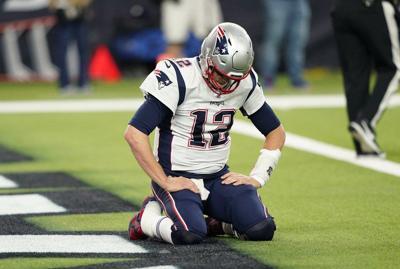 Pats need 'Monday Tom Brady' back at helm