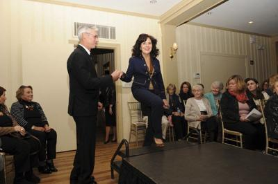Glam it up; Local leaders, Miss Mass. USA in spotlight for North Andover Women's Club fashion show