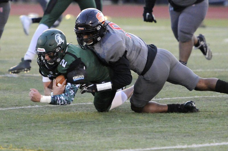 Do-it-all Espinal: Top linebacker, offensive playmaker Espinal leads Greater Lawrence into Vocational Bowl