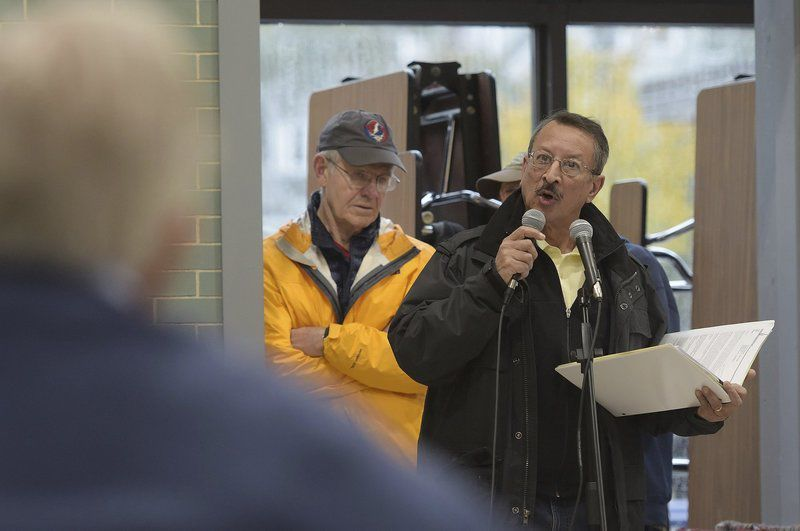 Columbia Gas Company holds public meetings