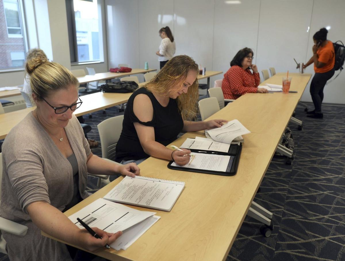 Students settling in at new Haverhill campus ofUMass Lowell