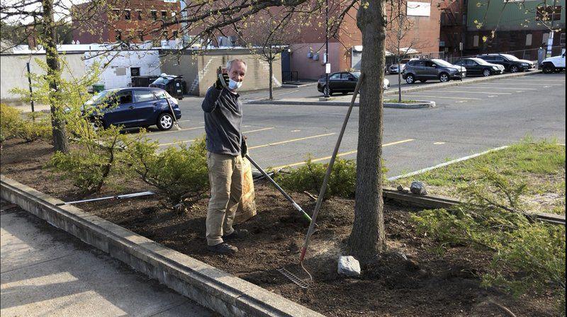 HOMETOWN HERO: Man helps keep Haverhill clean, green during COVID-19 crisis