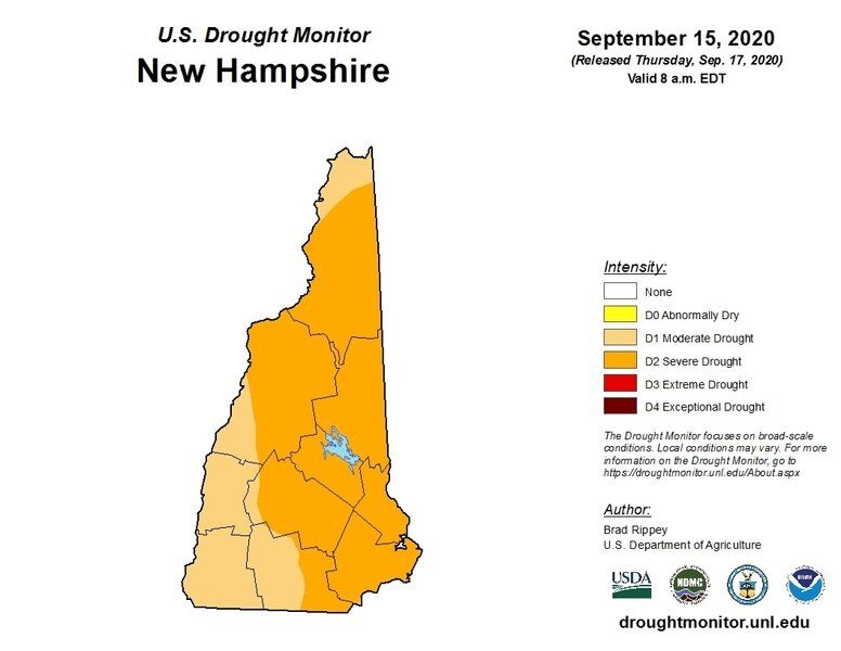 Sununu to enact emergency drought rules