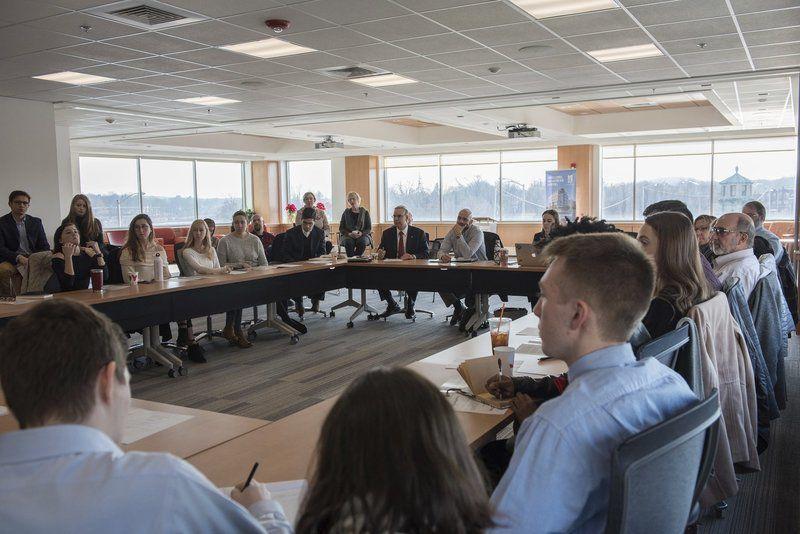 New laws, mental illness discussed in gun forum