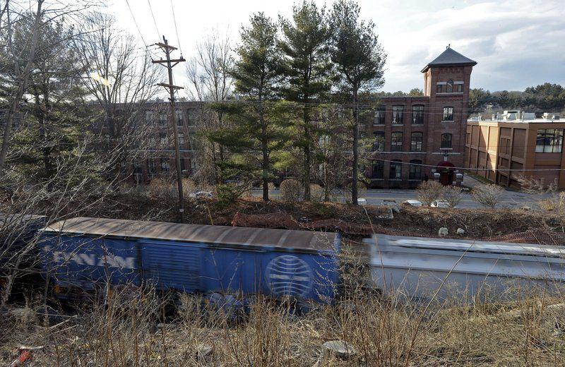 idling trains irk neighbors of andover station merrimack valley