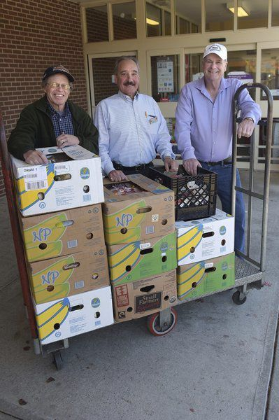 Accidental Food Bank nourishes thousands of residents