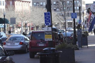 Mayor: Downtown parking not  'paying for itself'