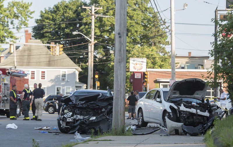 11-year-old killed after two-car crash | Merrimack Valley