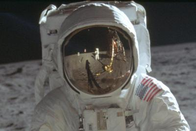 Moon landing 50 years later