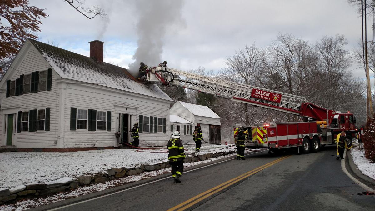 19th century home funeral before the turn of the century - Seven Fire Departments Responded To Fight The Blaze In This 19th Century Salem Home Monday Morning
