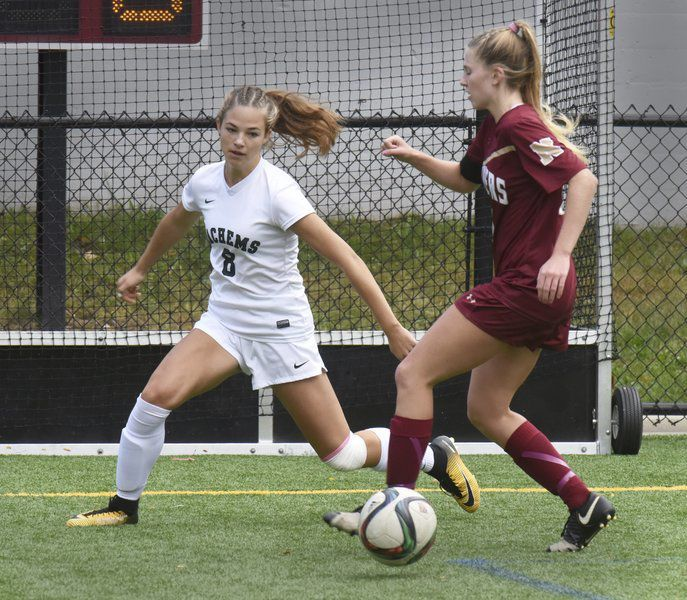 Correnti saves Sachems' boys for ALS Cup victory