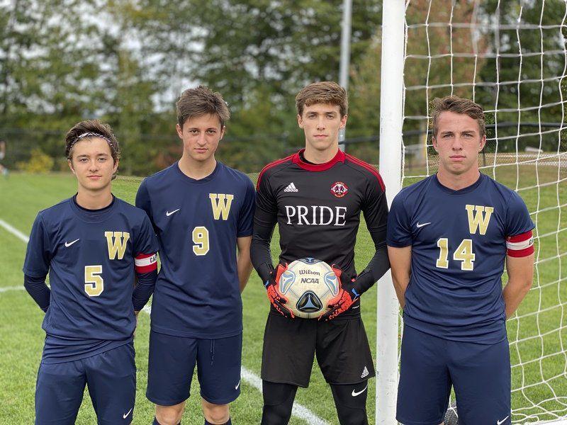 Area High School Soccer Leaders
