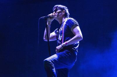 The Strokes turn to a 'unicorn figure' and get Grammy love