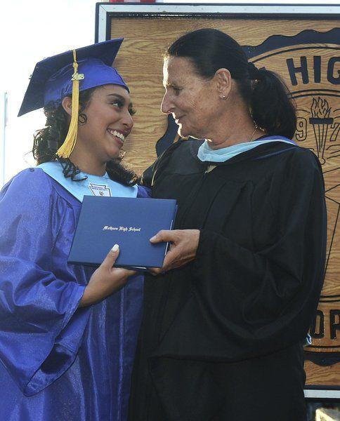 Methuen grads encouraged tobe 'present'