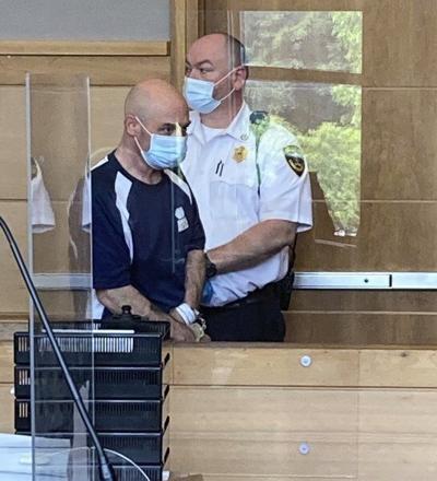 Merrimac man arraigned on rape of woman, 74, in her home