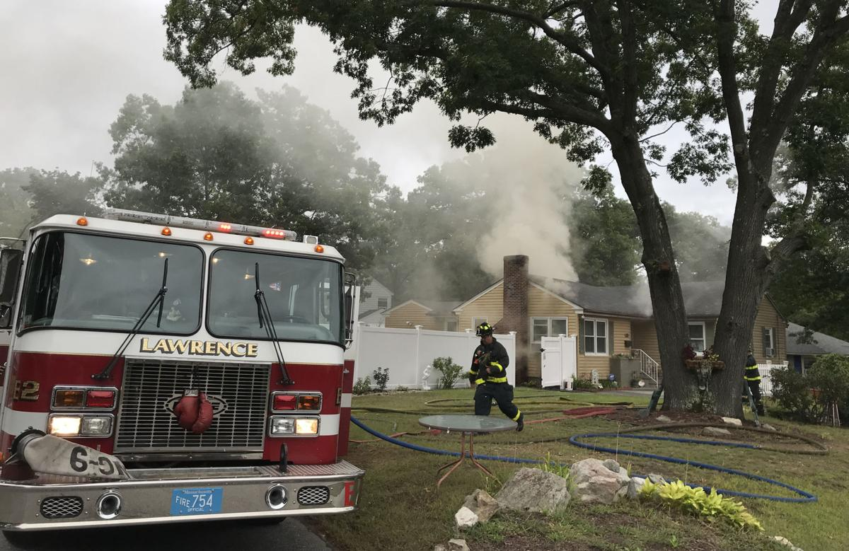 Homes in North Andover, Andover, and Lawrence destroyed