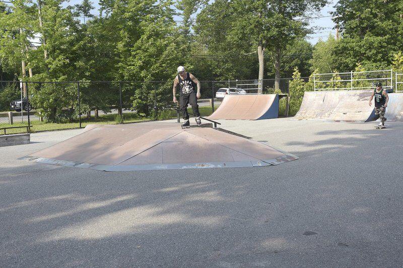 Skatepark renovations needed