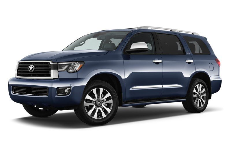 Toyota Sequoia Is Big On Sport And Utility