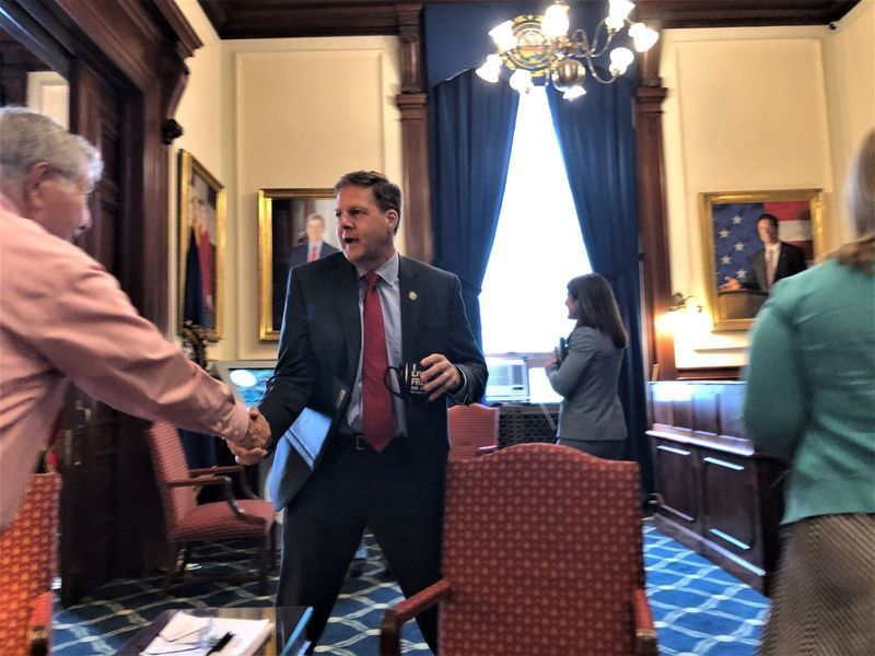 Sununu and Dems Meet on Budget Veto, But No Deal Yet