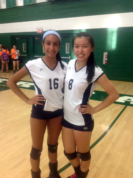 Eagle-Tribune Volleyball All-Stars: Andover all set with ...