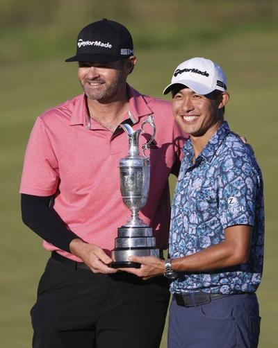 With flawless finish, Morikawa wins British Open