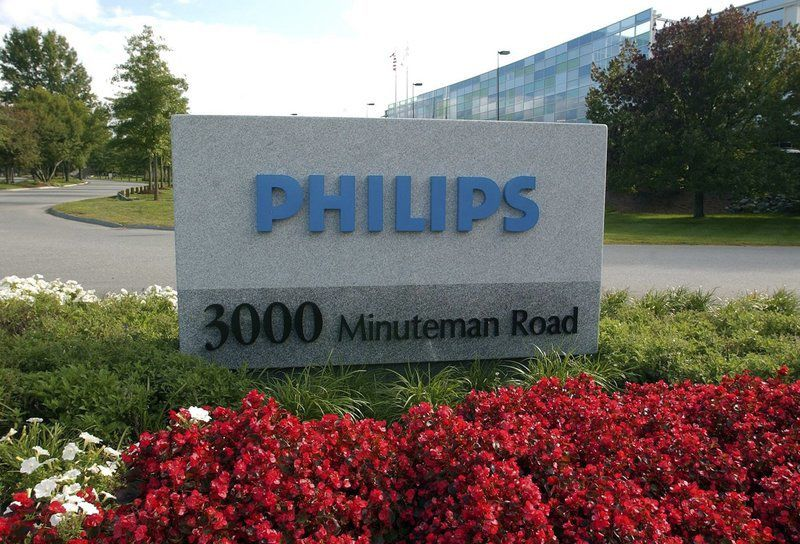 Philips Healthcare campus sold for $36M   Merrimack Valley