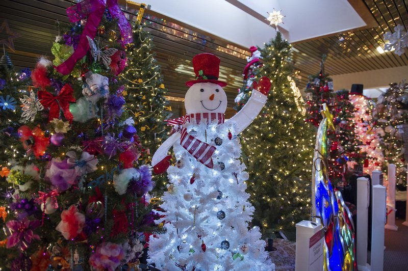 Festival of Trees celebrates 25 years - Festival Of Trees Celebrates 25 Years Merrimack Valley