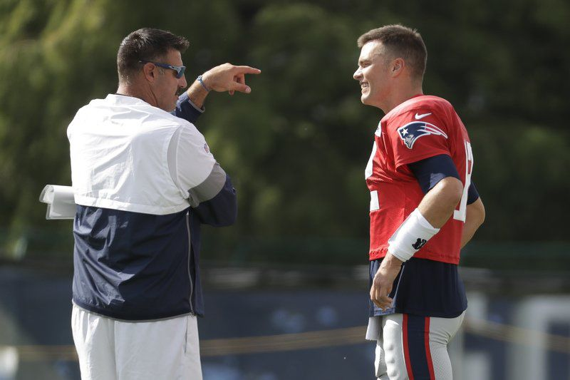 Vrabel still doing things his way