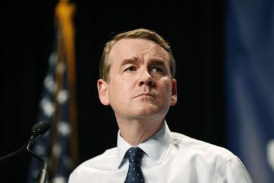 Column: To defeat Trump, Democrats should nominate Bennet