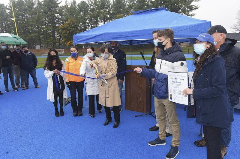 Refurbished Methuen High track ready for use