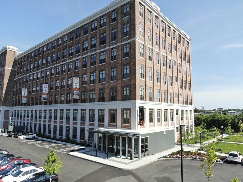 More Lawrence mill space along river to become housing