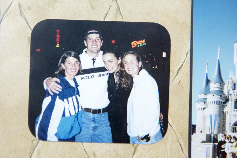 RAISING A CHAMPION: How family, competition and love helped mold Tom