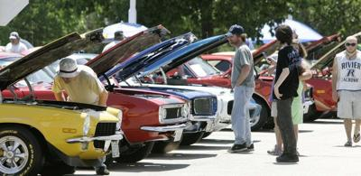Rotary car show makes a return to Londonderry