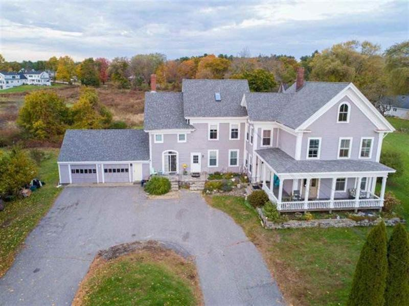 One of the finest locations on the Seacoast 69 Atlantic Ave., North Hampton, N.H.