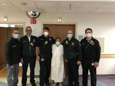 Emergency crews laudedfor live-saving work