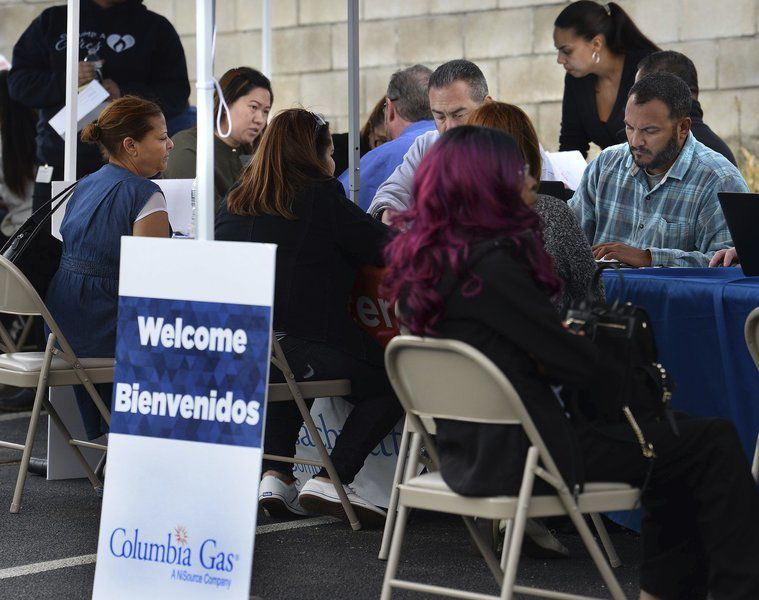 Columbia Gas claims center overrun by residents, businesses